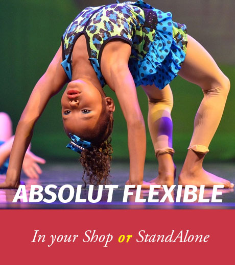 ABSOLUT FLEXIBLE!